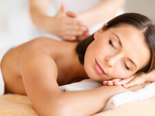 Learn more about our Back Massages.