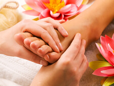 Learn more about our Thai Foot Massages.
